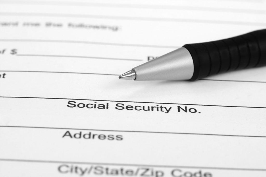 Tax ID Numbers Help